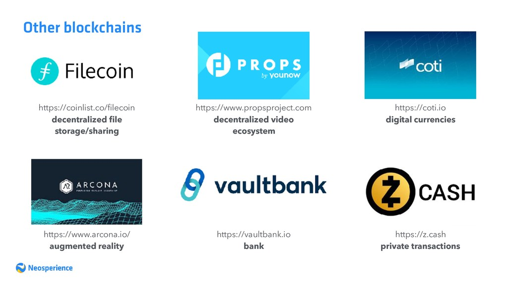 Other blockchains https://coinlist.co/filecoin h...