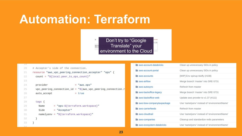 23 Automation: Terraform