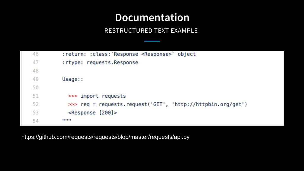 Documentation RESTRUCTURED TEXT EXAMPLE https:/...