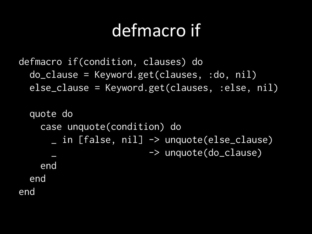 defmacro	