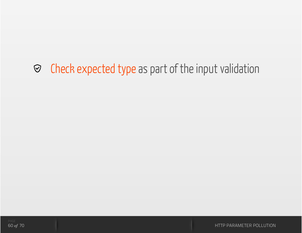 Check expected type as part of the input vali...