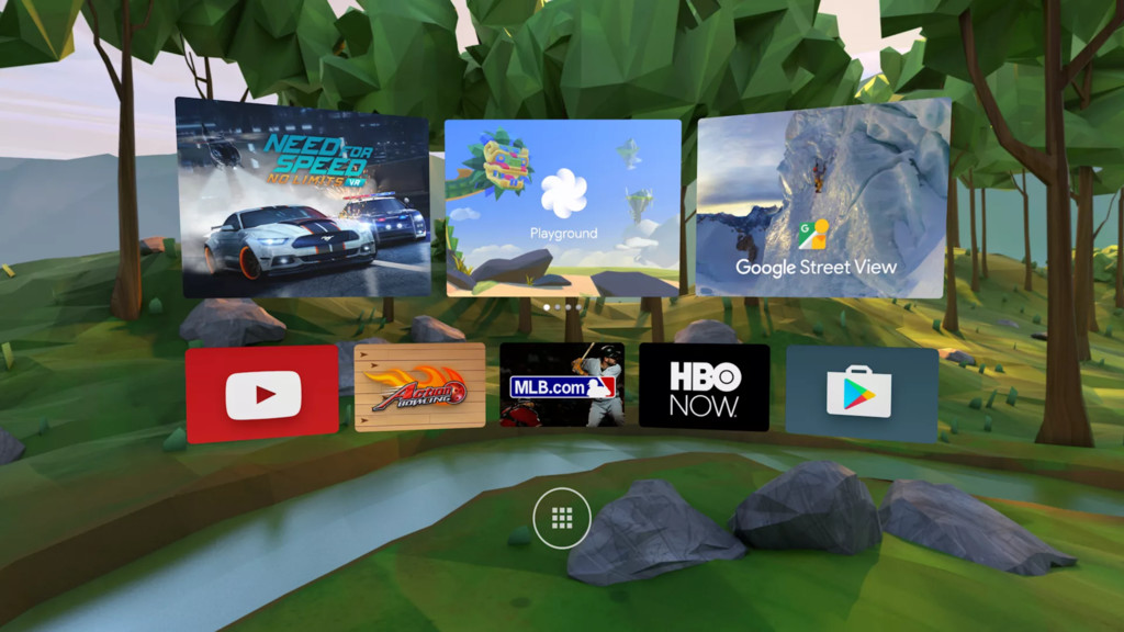 New VR platform