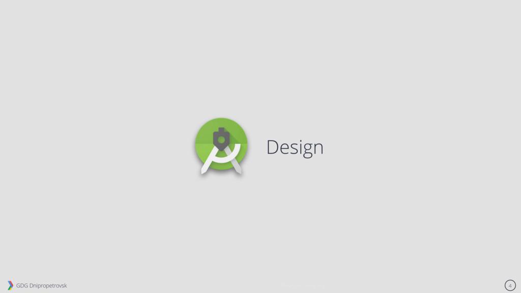 GDG Dnipropetrovsk 4 Design Keynote Template