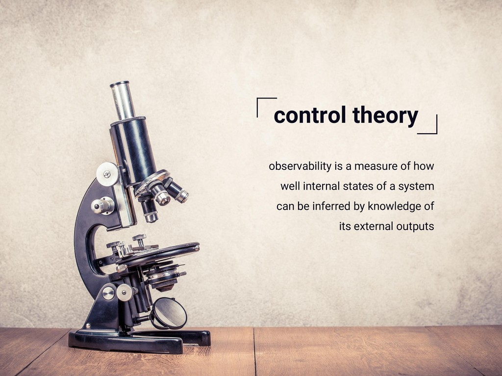 control theory observability is a measure of ho...