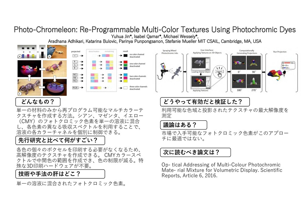 Photo-Chromeleon: Re-Programmable Multi-Color T...