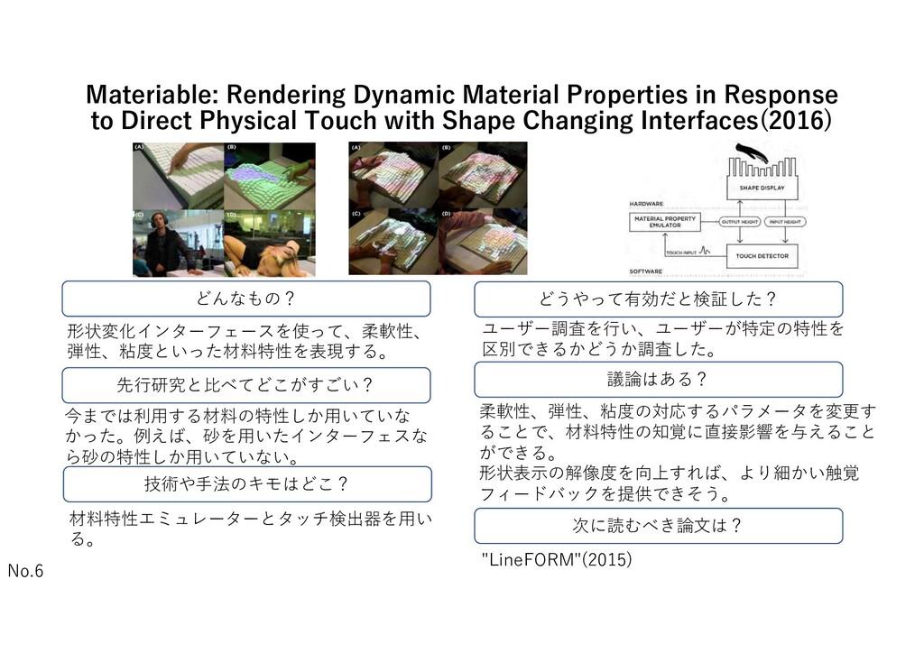 Materiable: Rendering Dynamic Material Properti...
