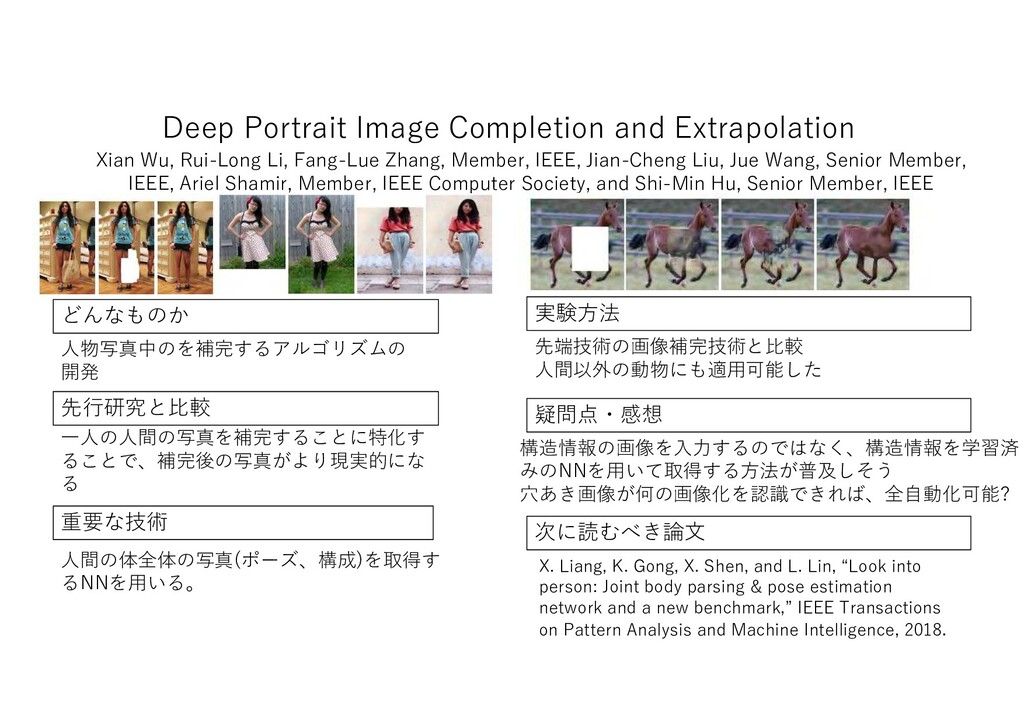 Deep Portrait Image Completion and Extrapolatio...