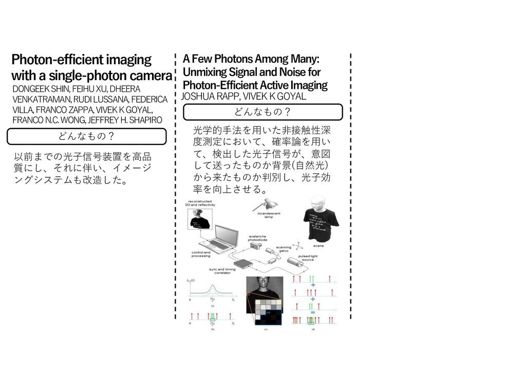 どんなもの? 以前までの光⼦信号装置を⾼品 質にし、それに伴い、イメージ ングシステムも改造し...