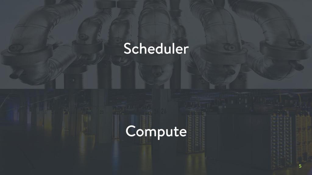 5 Scheduler Compute