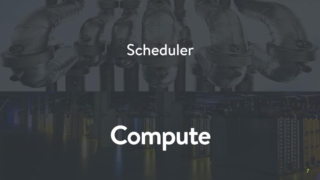7 Scheduler Compute