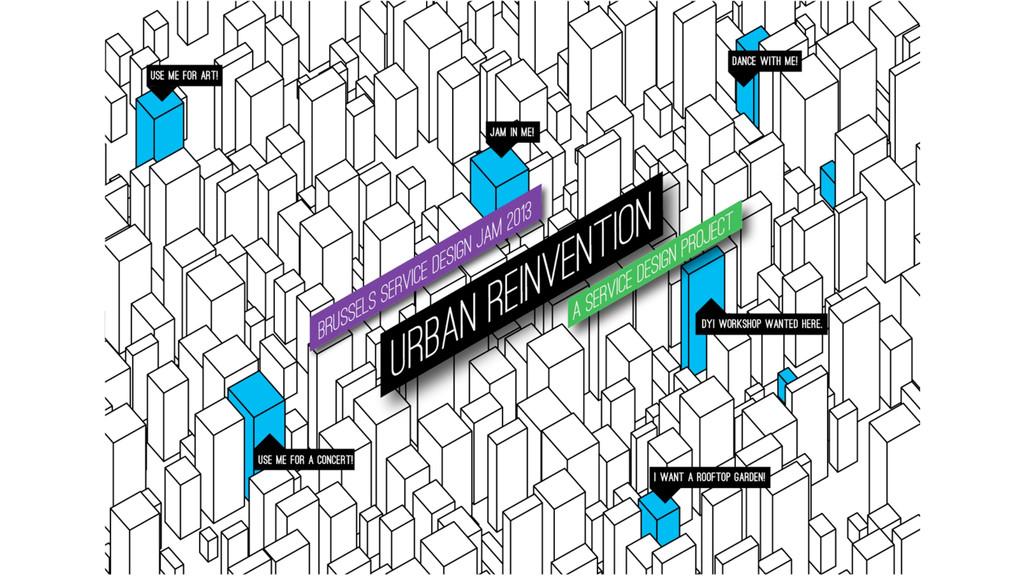 Urban Reinvention UR