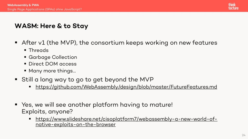 24 § After v1 (the MVP), the consortium keeps w...