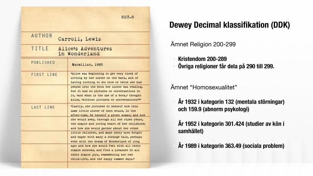 "@axbom Ämnet ""Homosexualitet""  • År 1932 i kate..."
