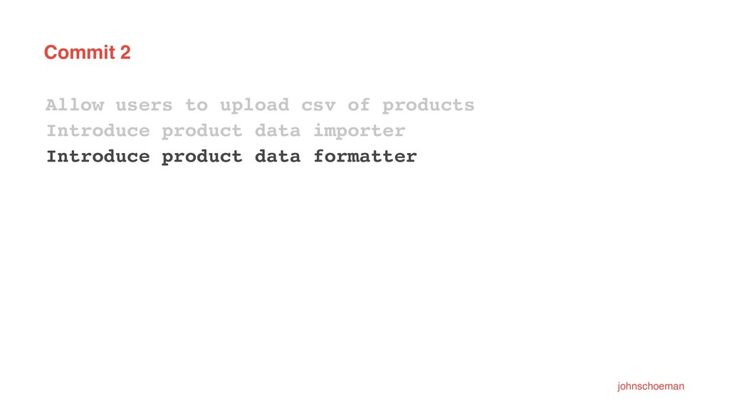Commit 2 Allow users to upload csv of products ...