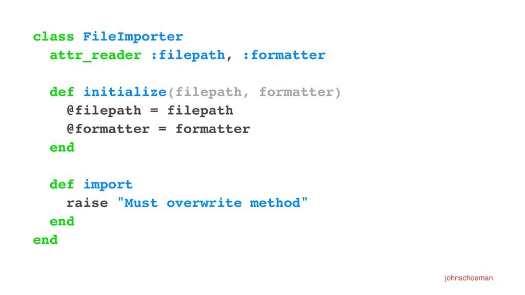 class FileImporter attr_reader :filepath, :form...