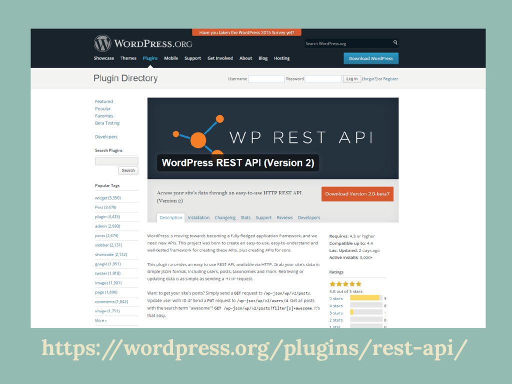 https:/ /wordpress.org/plugins/rest-api/