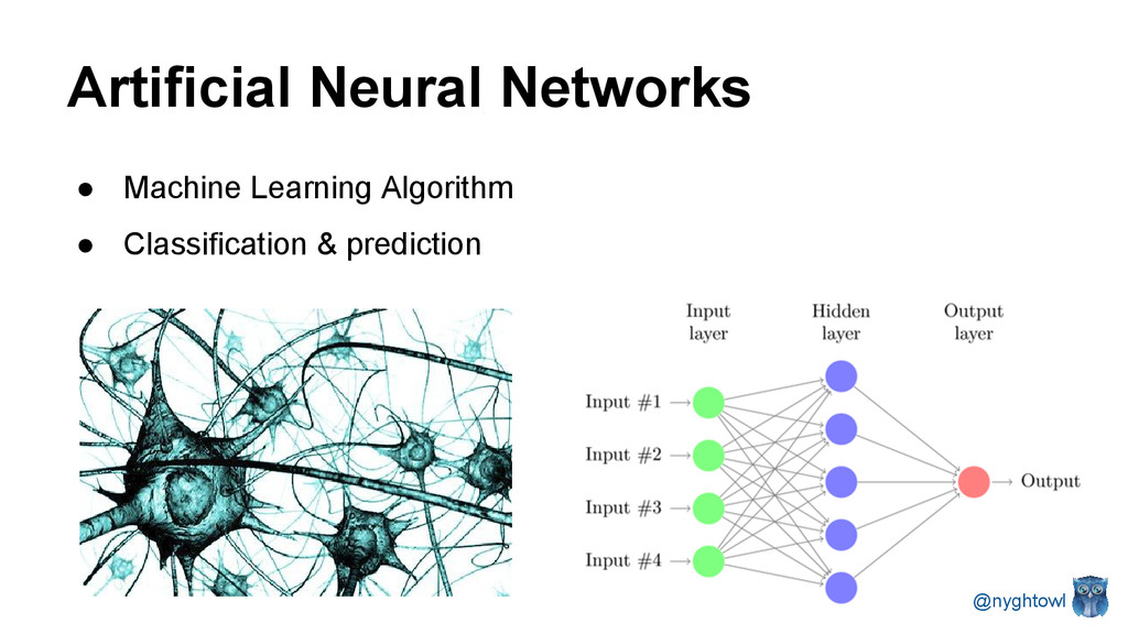 Artificial Neural Networks ● Machine Learning A...
