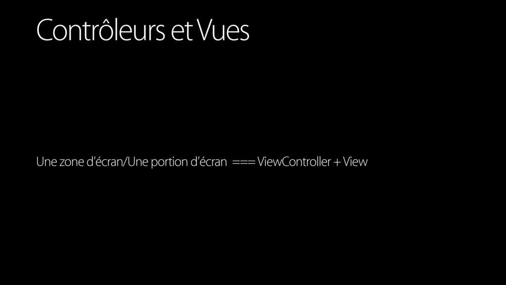 Une zone d'écran/Une portion d'écran === ViewCo...