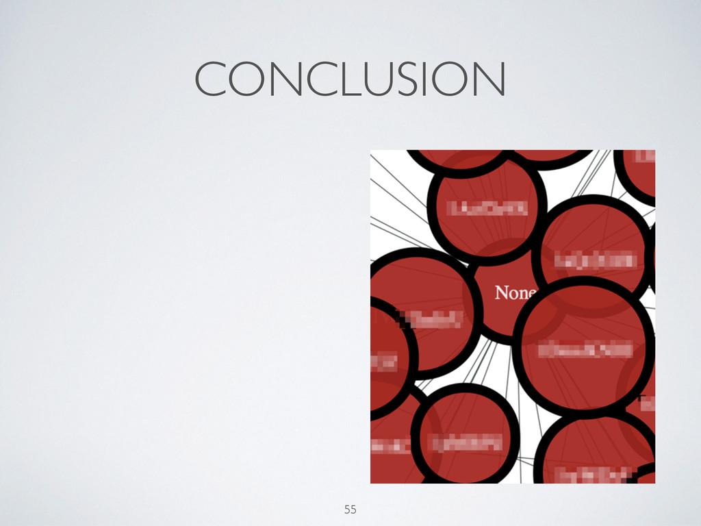 55 CONCLUSION