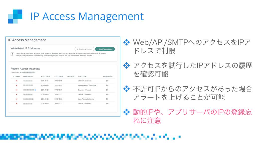 """IP Access Management  8FC""""1*4.51ͷΞΫηεΛ*1Ξ ..."""