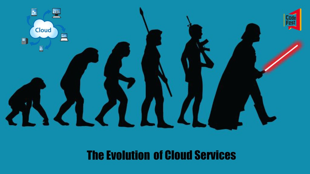 The Evolution of Cloud Services