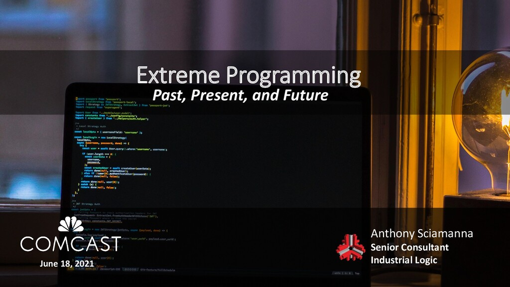 Extreme Programming Past, Present, and Future J...