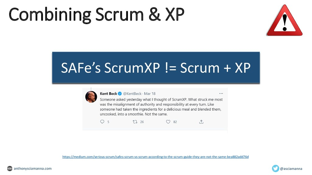 Combining Scrum & XP https://medium.com/serious...
