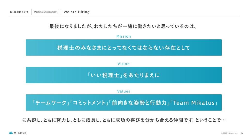 ಇ͘ ڥʹͭ ͍ͯ We are Hiring ʹڞײ͠ɺ ͱʹྗ͠ɺ ͱʹ͠ɺ ...