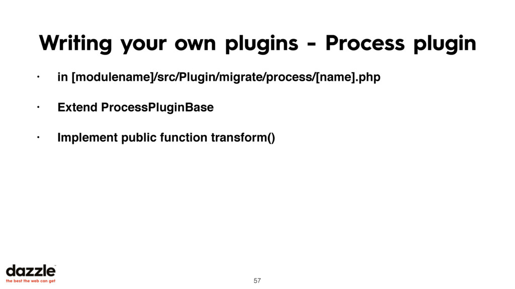 Writing your own plugins - Process plugin • in ...
