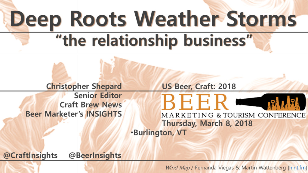 """Deep Roots Weather Storms """"the relationship bus..."""