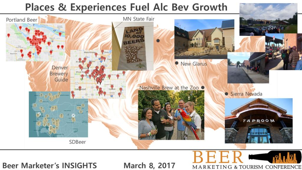 Places & Experiences Fuel Alc Bev Growth Beer M...