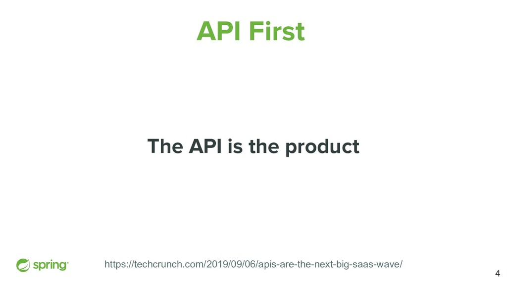 The API is the product https://techcrunch.com/2...