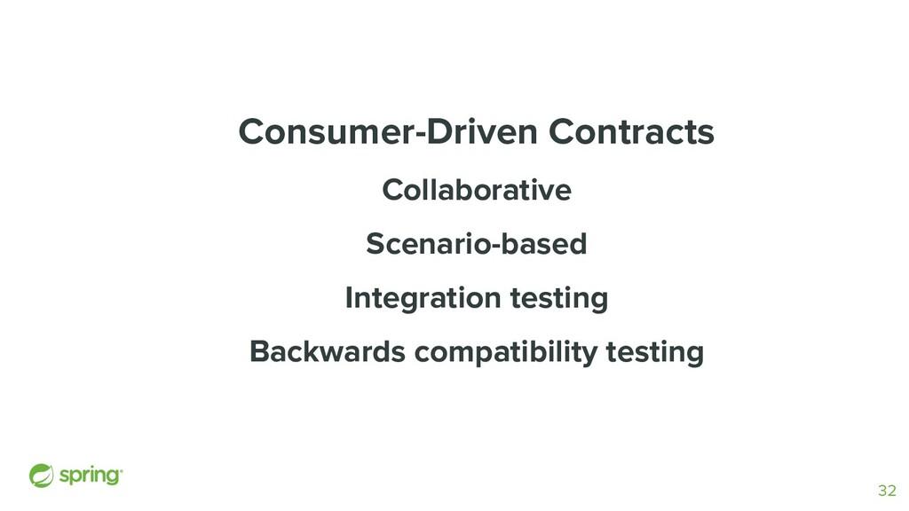 Consumer-Driven Contracts Collaborative Scenari...