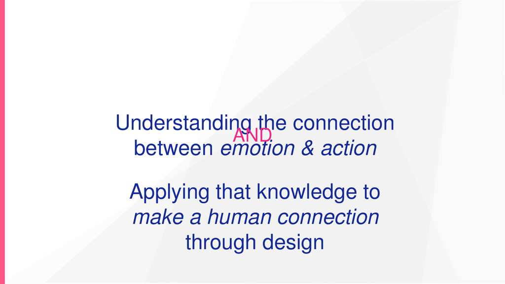 Understanding the connection between emotion & ...