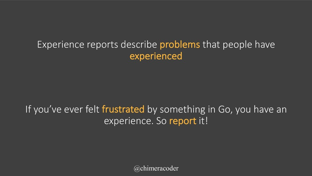 If you've ever felt frustrated by something in ...