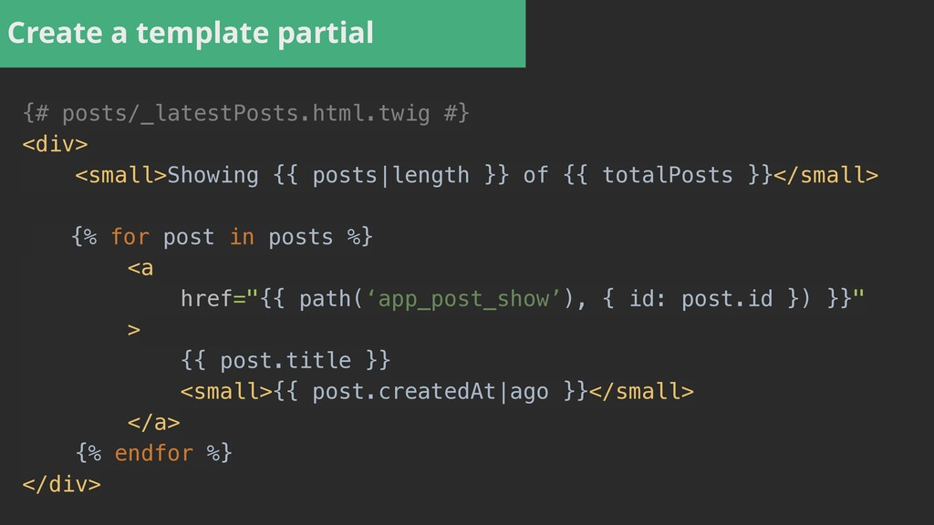 {# posts/_latestPosts.html.twig #}   <div>   <s...