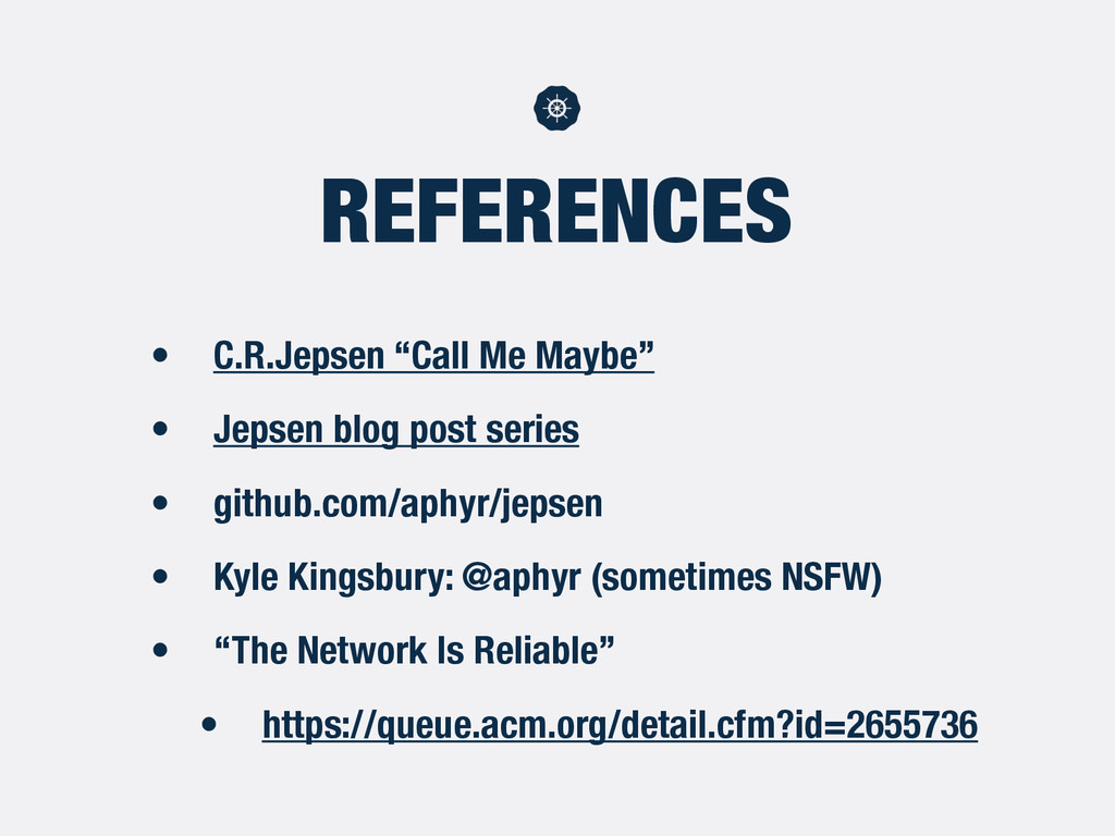 """REFERENCES • C.R.Jepsen """"Call Me Maybe"""" • Jepse..."""