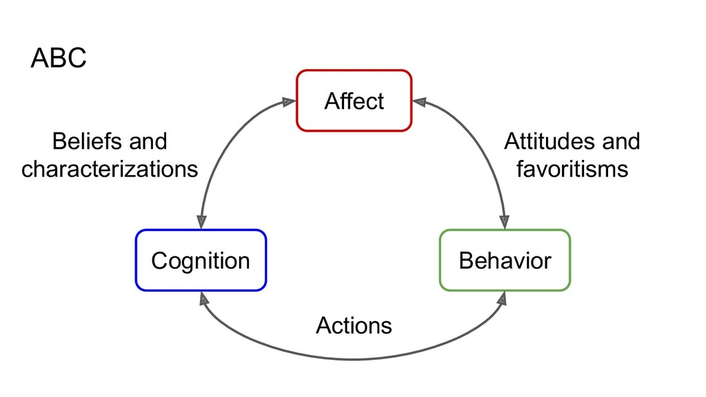 ABC Behavior Cognition Affect Beliefs and chara...