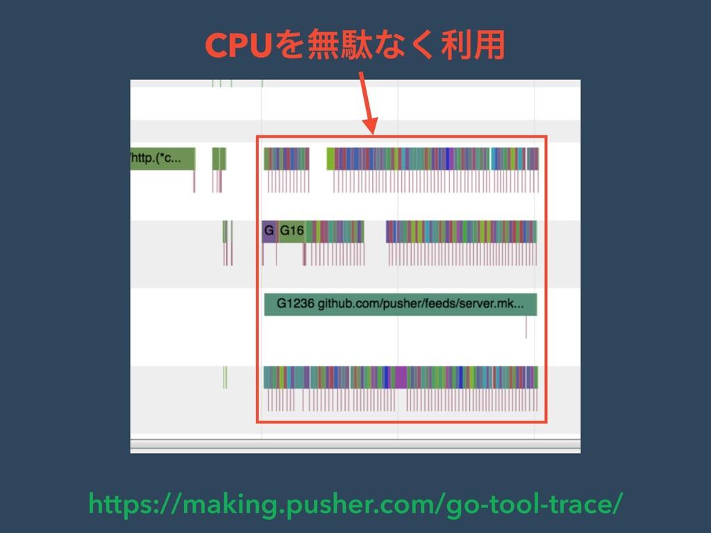https://making.pusher.com/go-tool-trace/ CPUΛແବ...