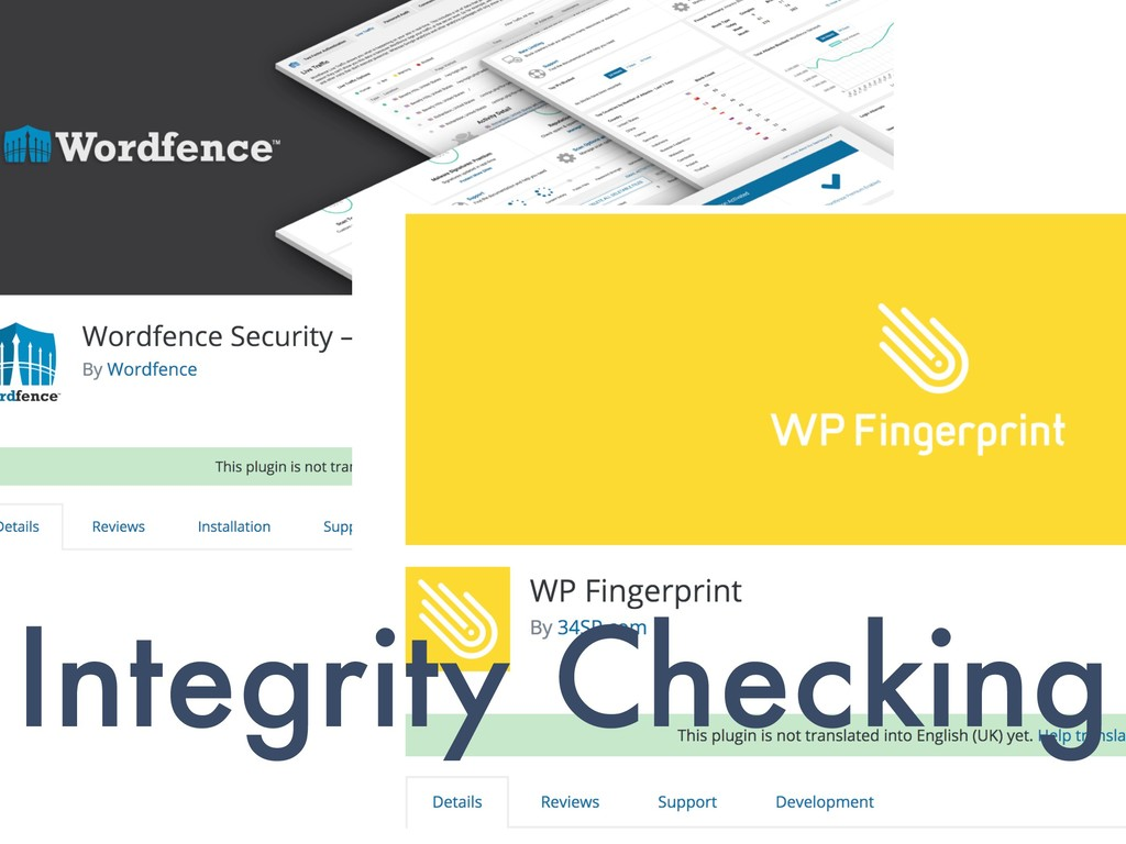 Integrity Checking