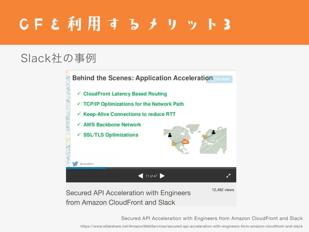 $'Λར༻͢ΔϝϦοτ Secured API Acceleration with Engi...