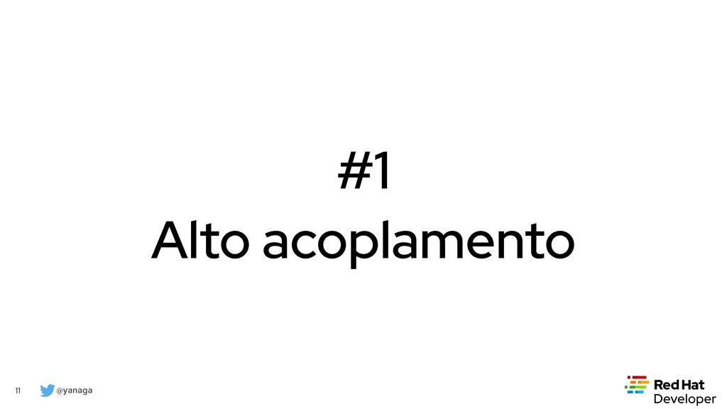 @yanaga 11 #1 Alto acoplamento