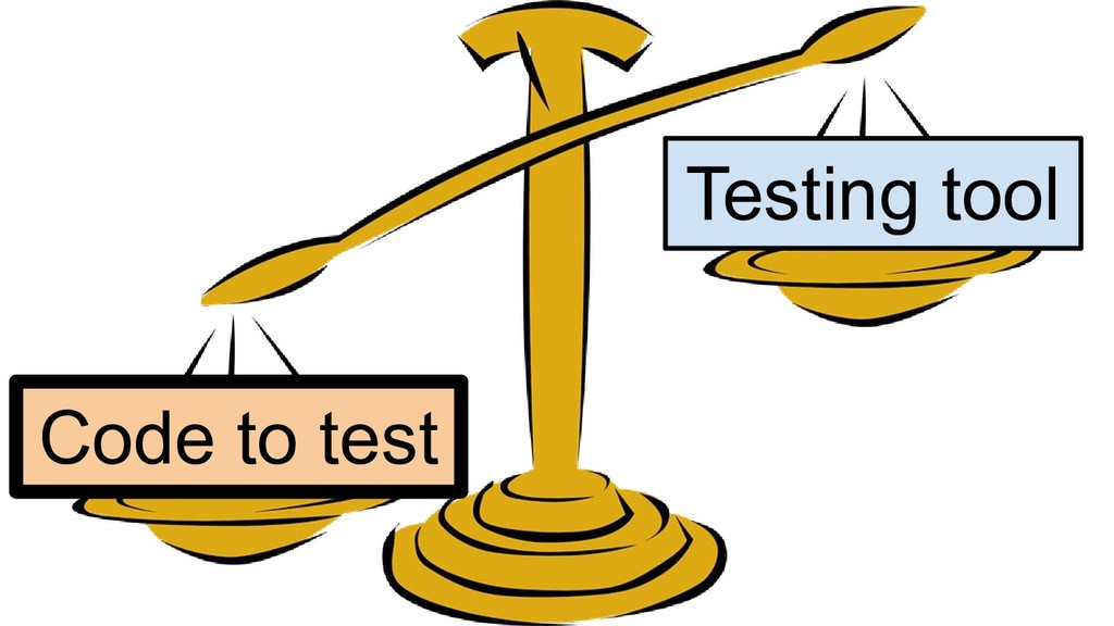 Code to test Testing tool