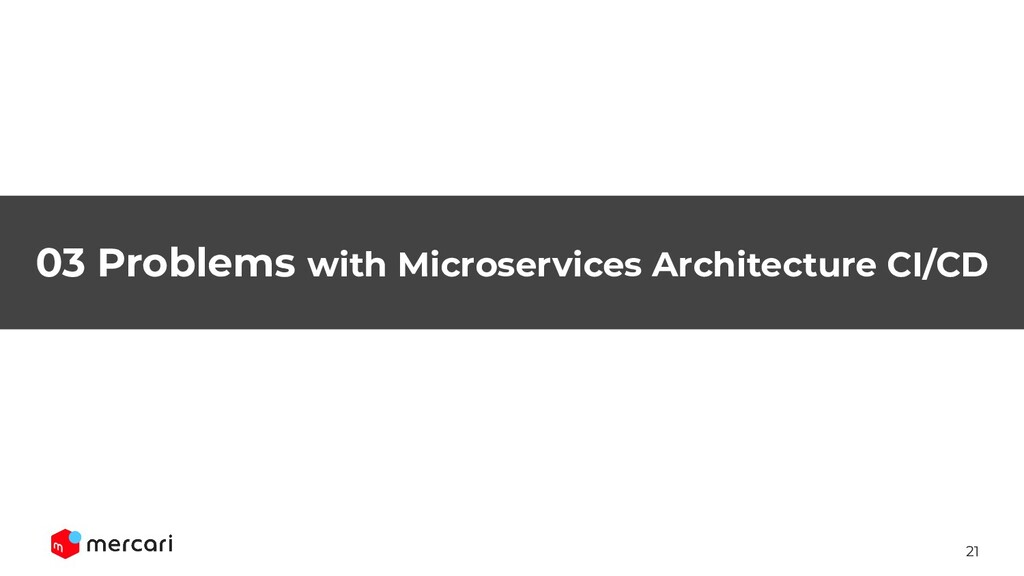 21 03 Problems with Microservices Architecture ...