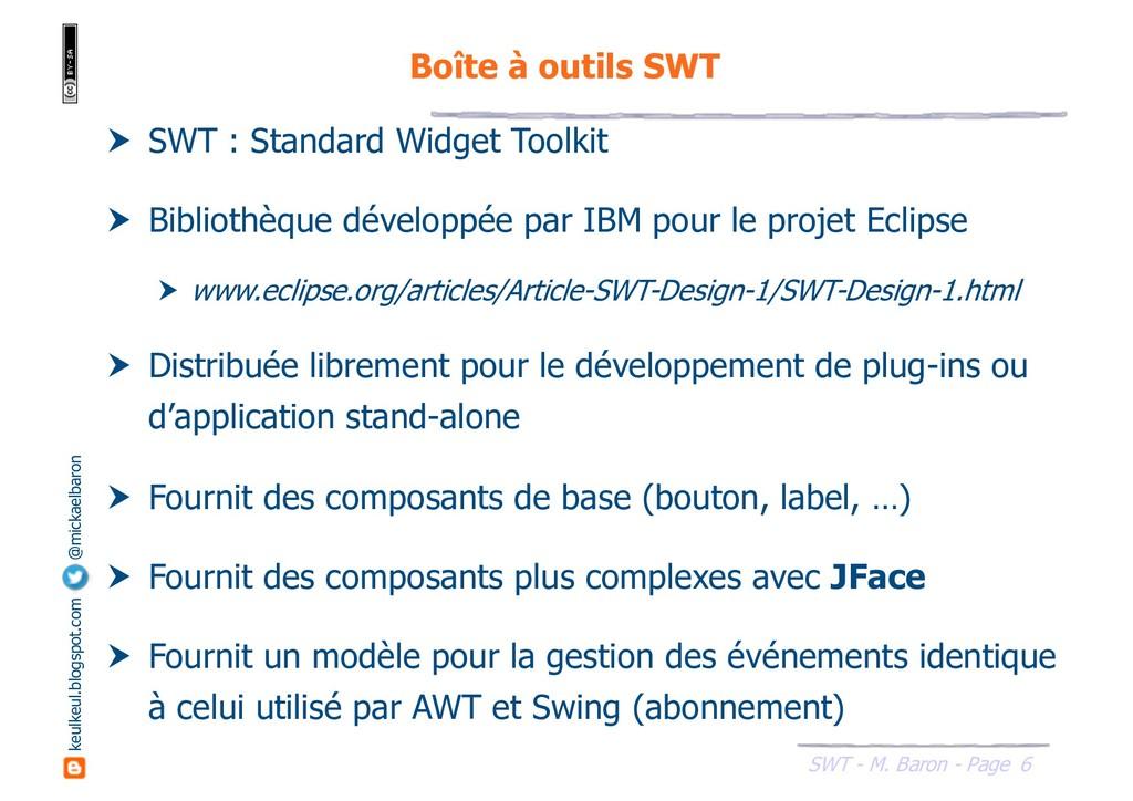 6 SWT - M. Baron - Page keulkeul.blogspot.com @...