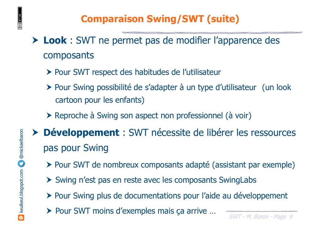 9 SWT - M. Baron - Page keulkeul.blogspot.com @...