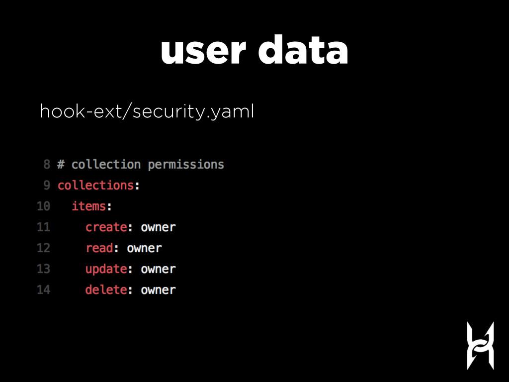 user data hook-ext/security.yaml
