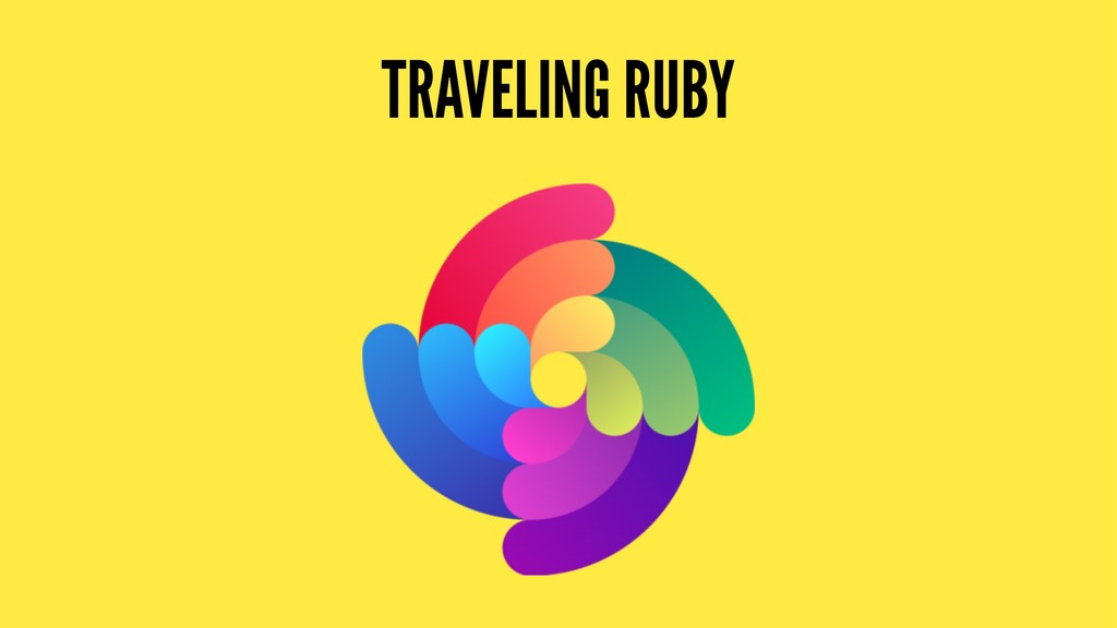 TRAVELING RUBY