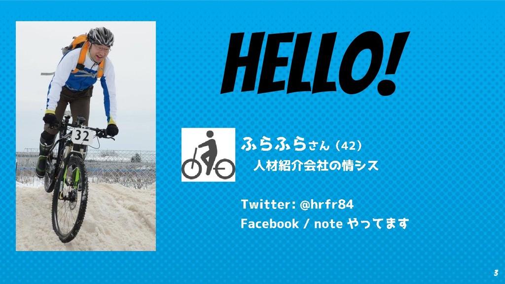 Hello! 3