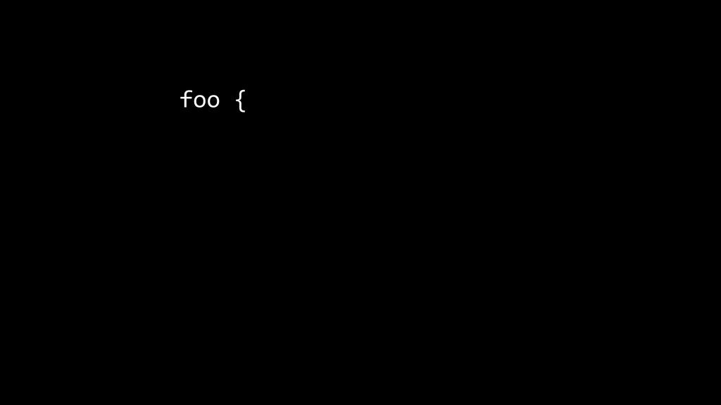 """foo { bar { baz = """"Hello!"""" qux = quux { corge =..."""